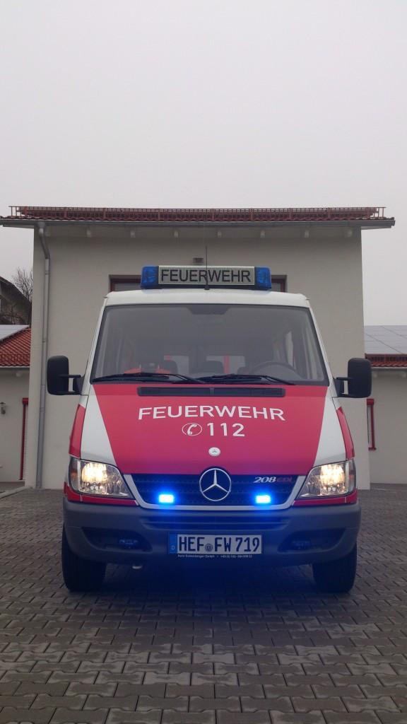 MTW Wölfershausen Front
