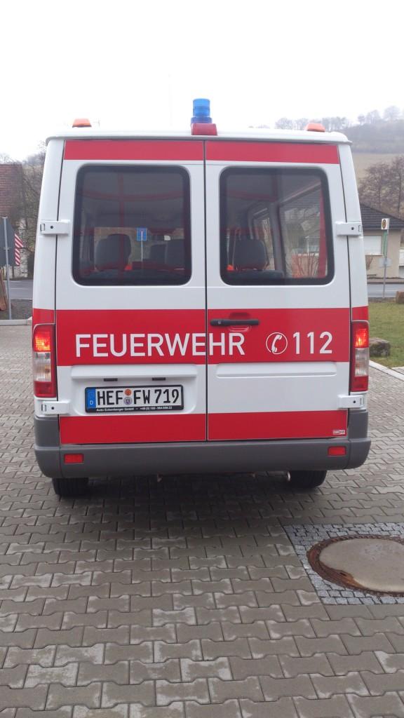 MTW Wölfershausen Heckansicht